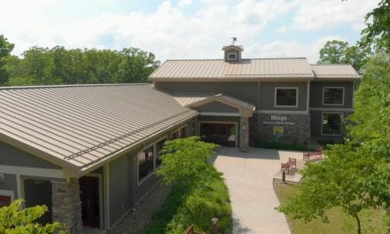 Mingo Wildlife Refuge Visitor Center