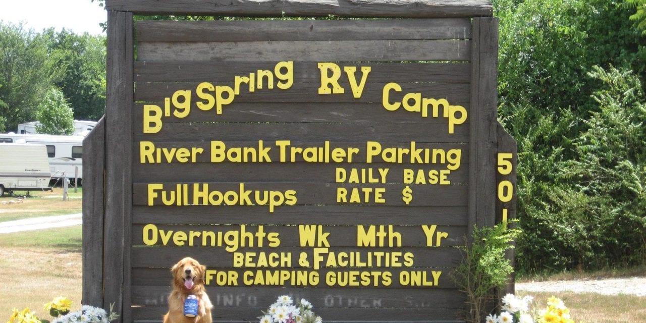 Big Spring RV Camp