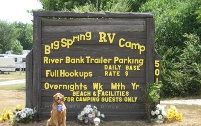 Big Spring RV Camp