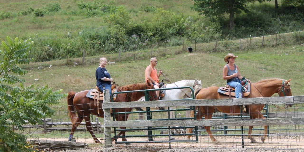 Crystal Creek Ranch Horseback Riding