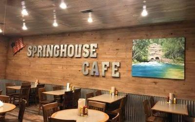 Springhouse Cafe