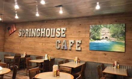 Springhouse Cafe