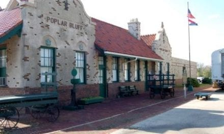 MO-Ark Regional Railroad Museum