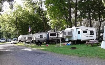 Beaver Springs Campground
