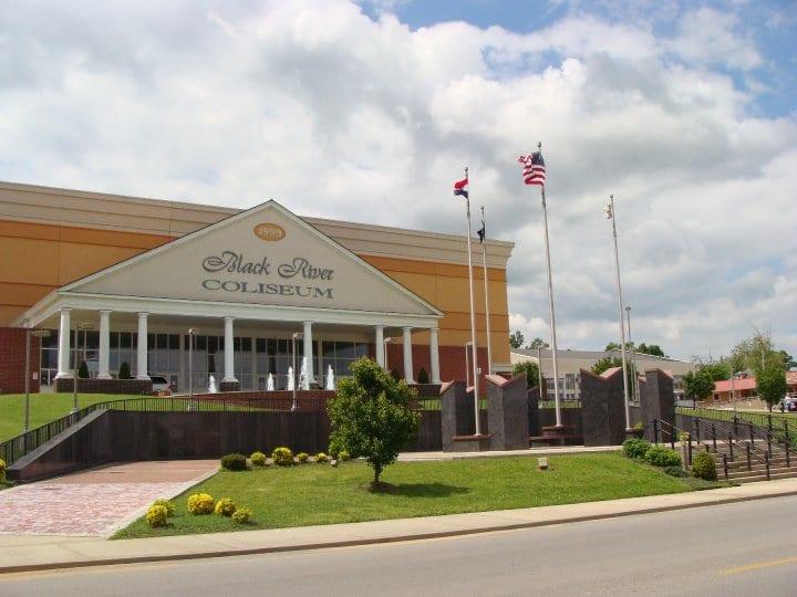 Black River Coliseum Aquatic Center