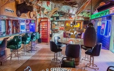 Bullwinkle's Rustic Lodge
