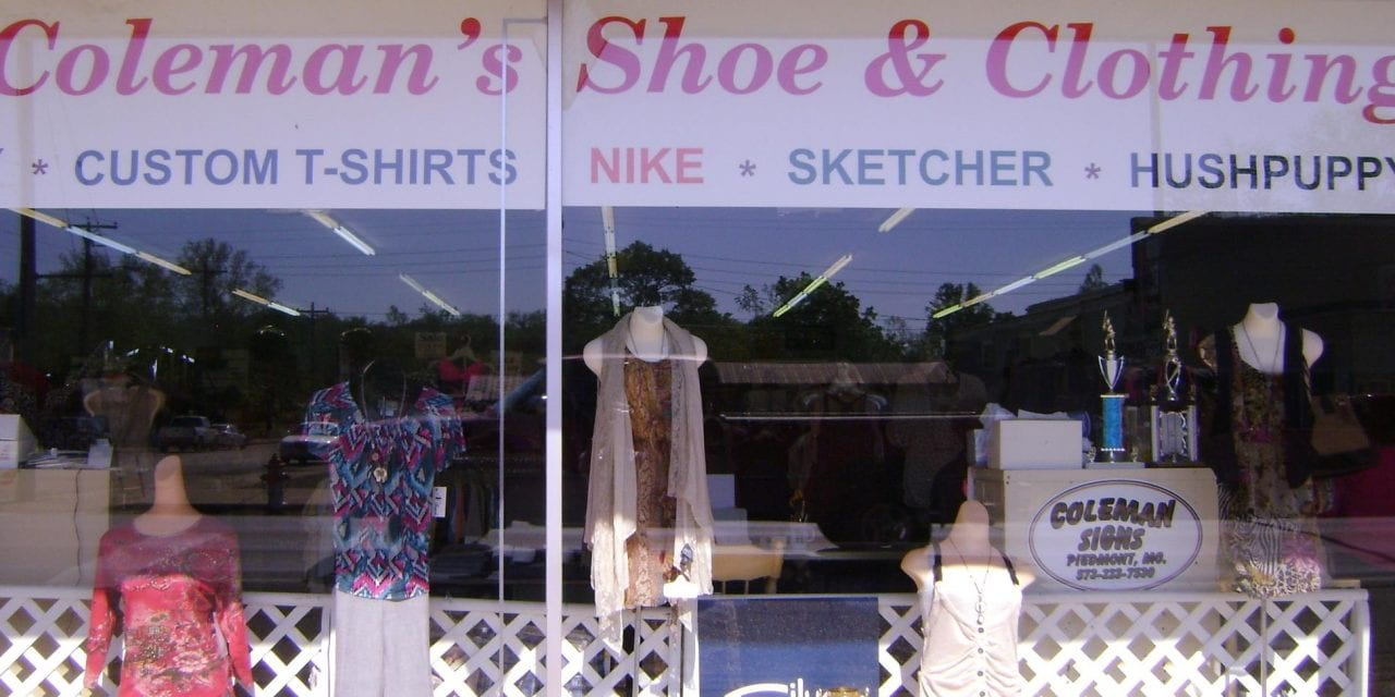Coleman Shoes and Clothing