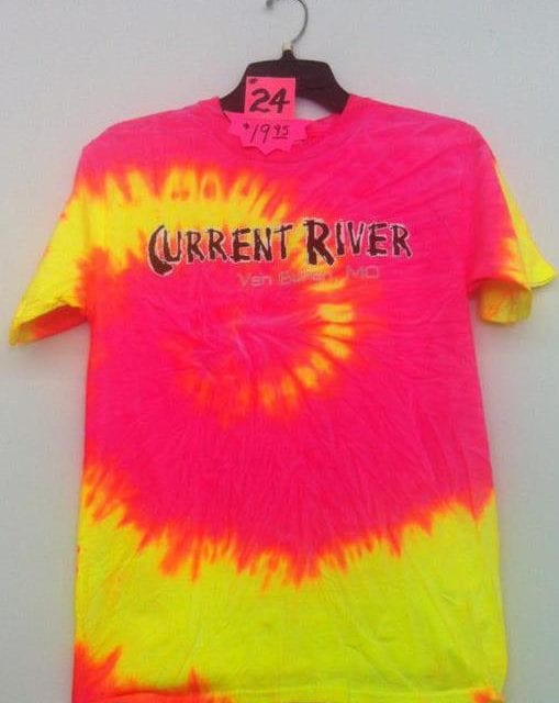 Current River T-Shirts and Souvenirs