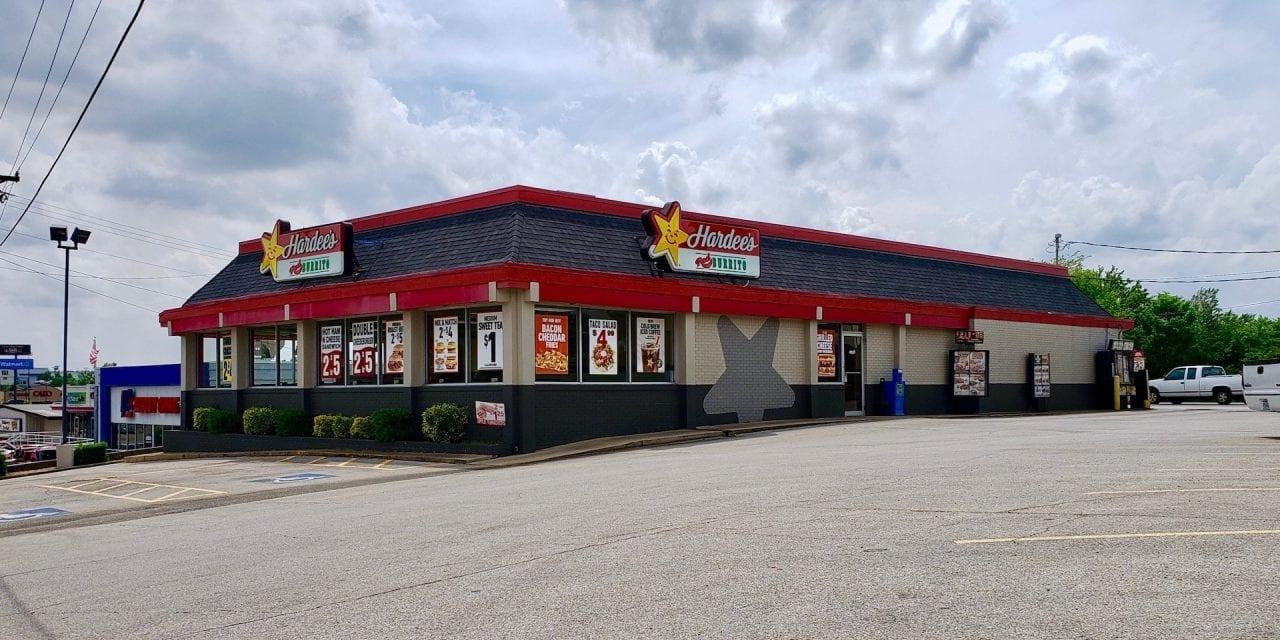 Hardee's Restaurant / Red Burrito