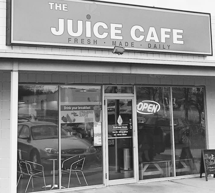 The Juice Cafe