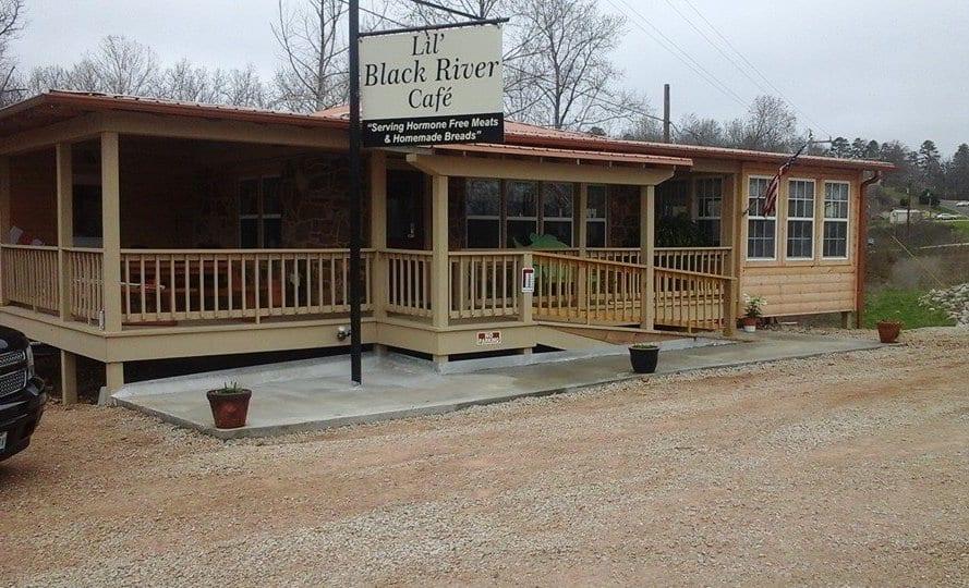 Lil' Black River Cafe