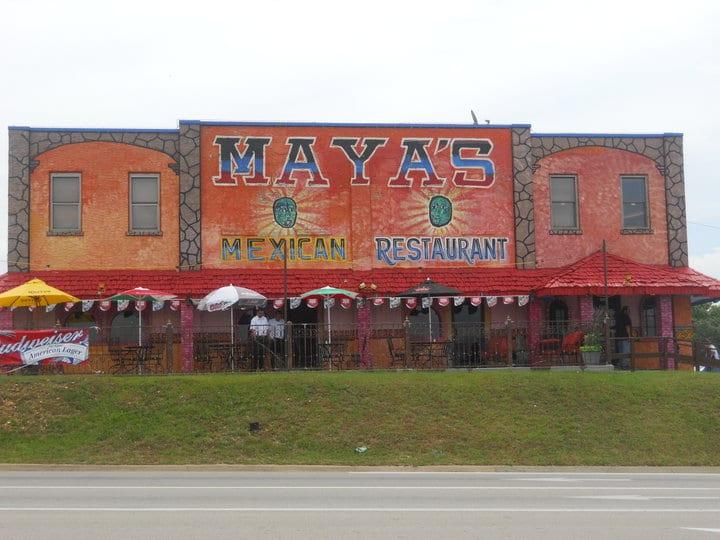 Maya's Mexican Restaurant