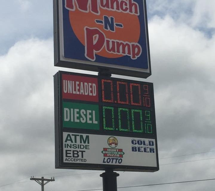Munch N Pump – Poplar Bluff