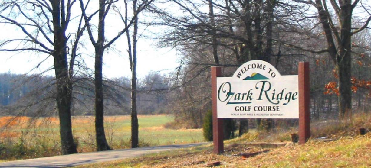 Ozark Ridge Golf Course