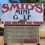 Smid's Mini Golf