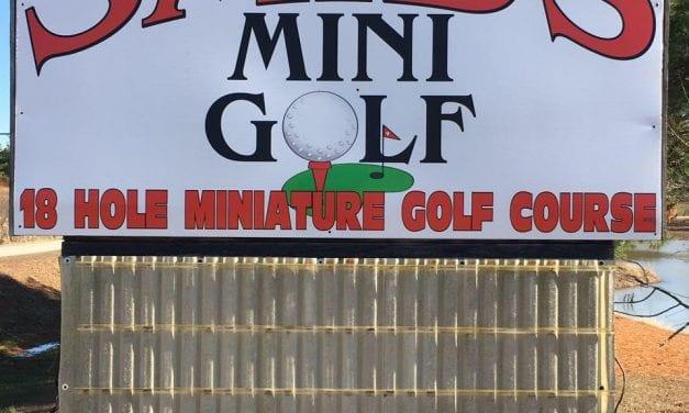Smid's Mini Golf