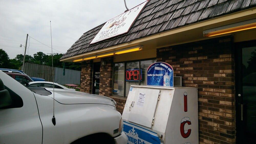 Swifty Pizza & Cafe