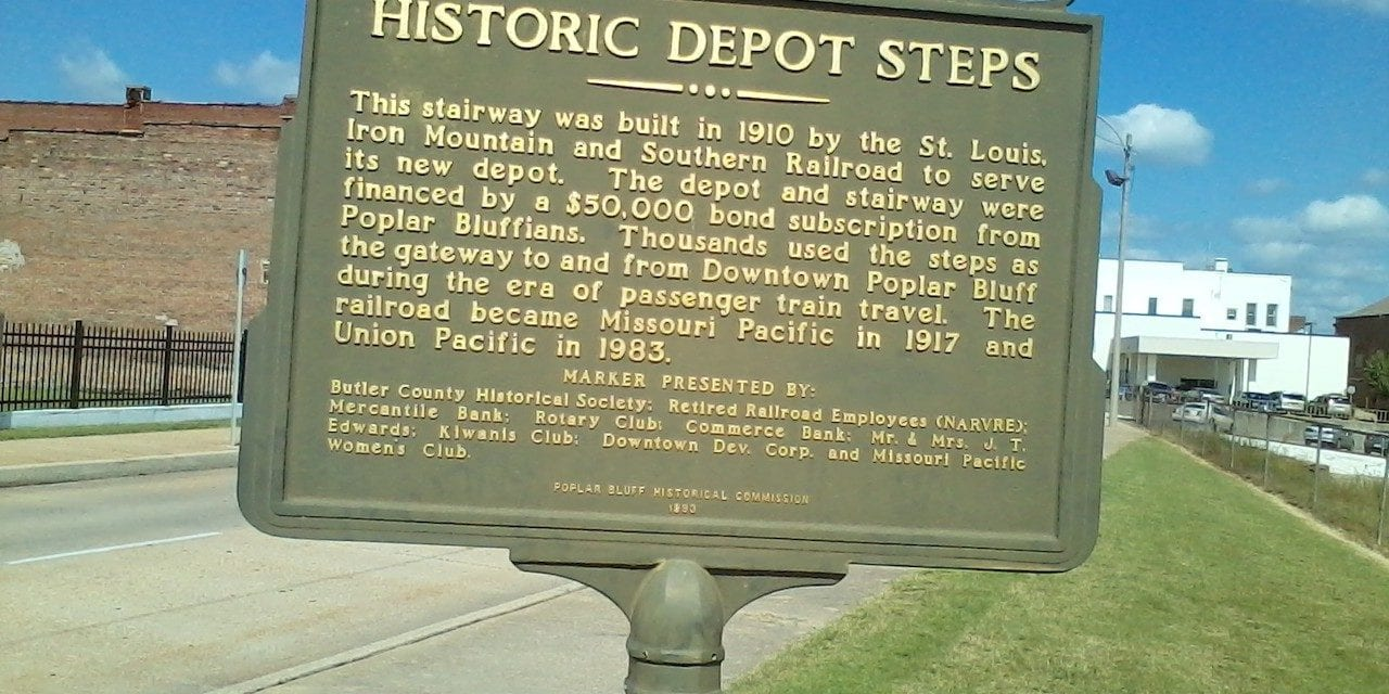 Poplar Bluff Historic Depot