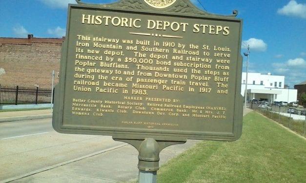 Poplar Bluff Historic Depot