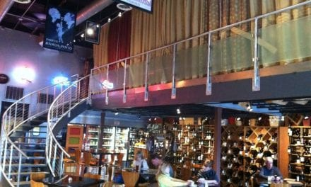 The Wine Rack / Java Stop Cafe