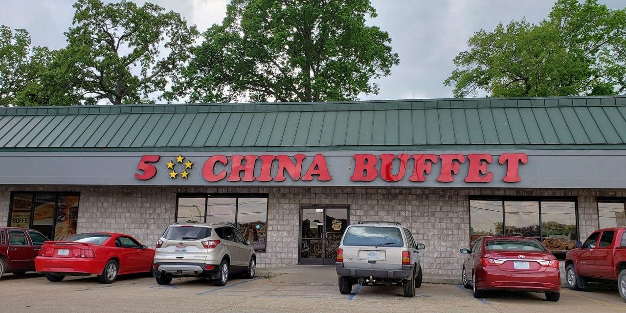 5 Star China Buffet