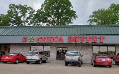 5 Star China Buffet