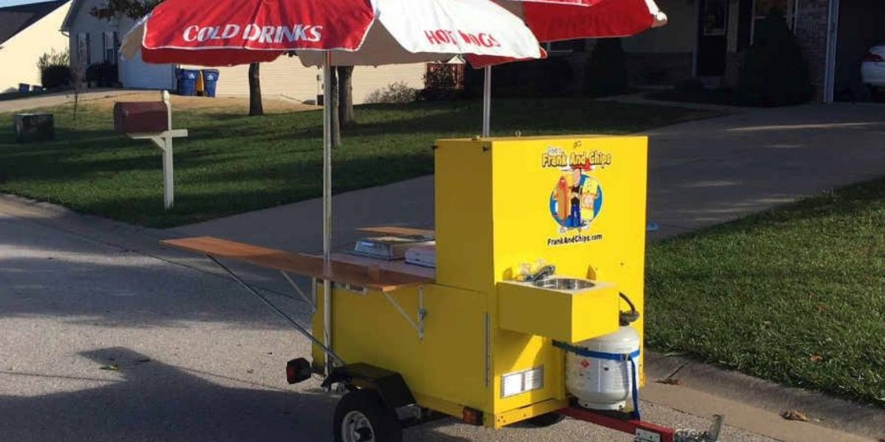 Womack's Weenie Wagon
