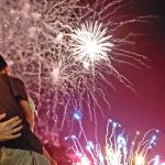 July 4th Fireworks Displays