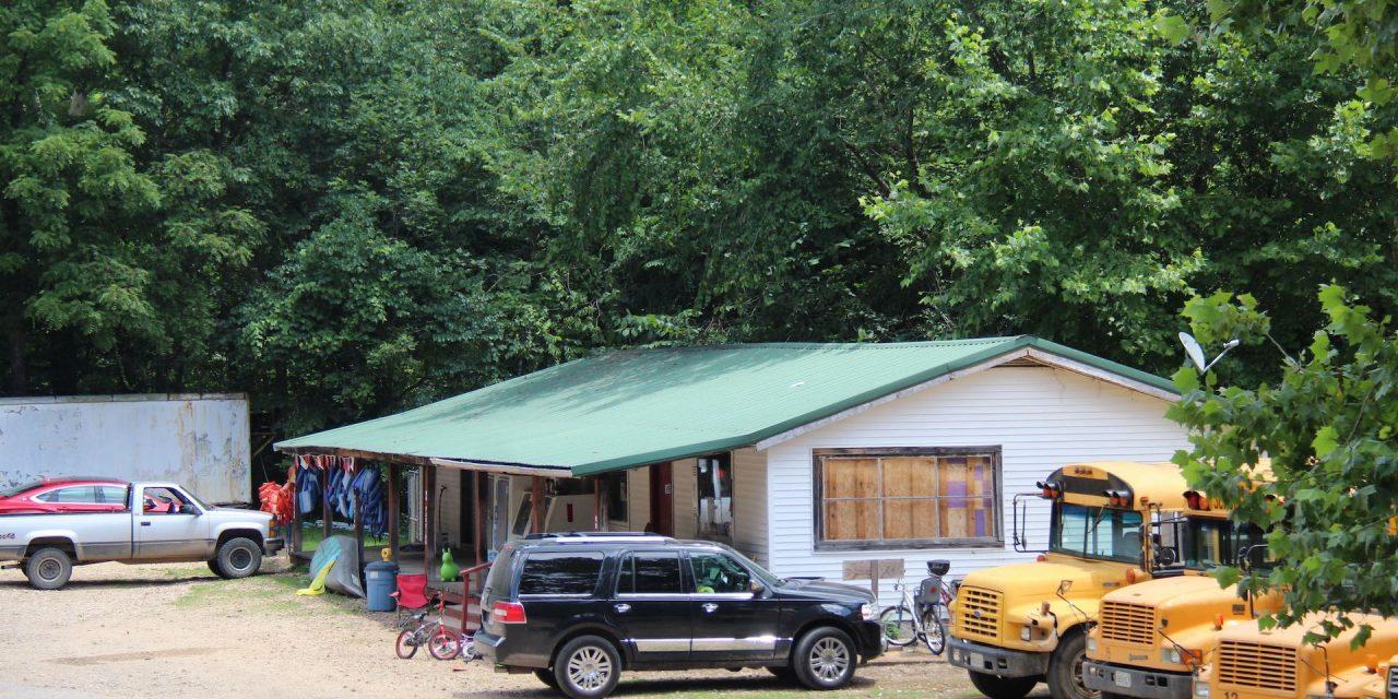 Jeff's Canoe Rentals   Black River