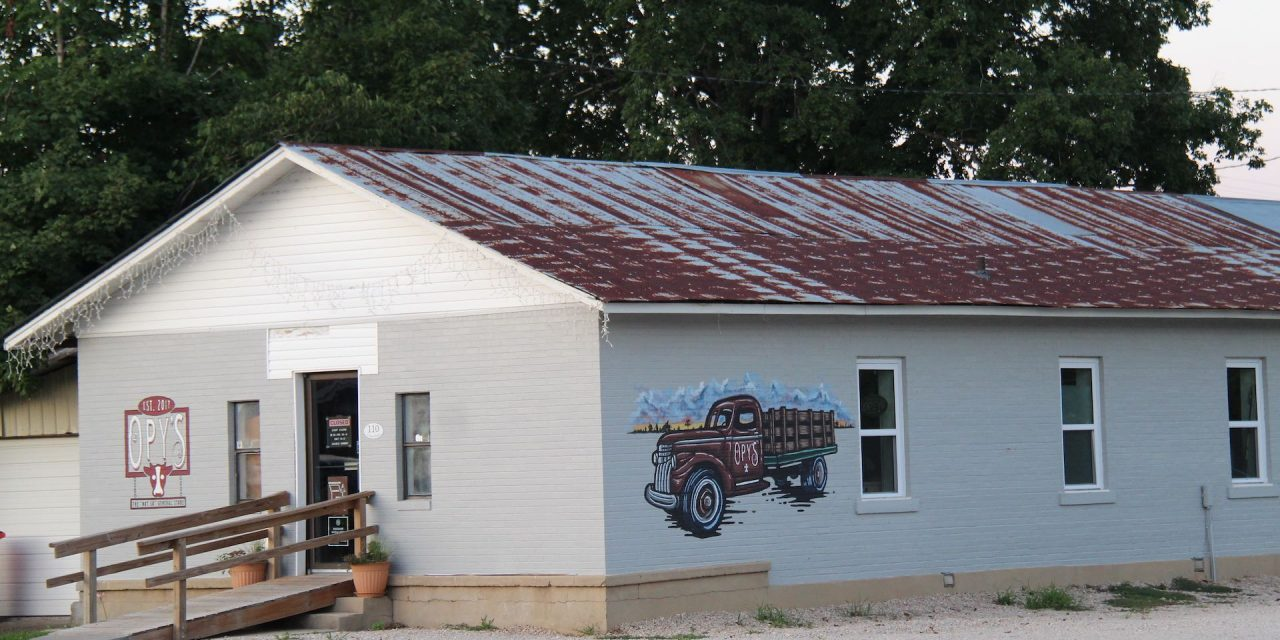 Opy's-'Not So General Store'