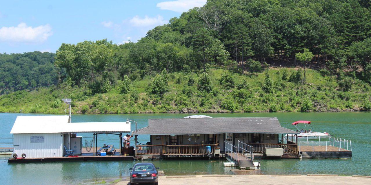 Webb Creek Marina   Clearwater Lake
