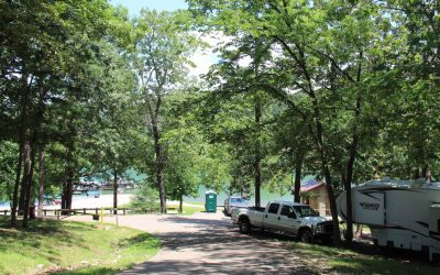 Clearwater Lake & Webb Creek Park