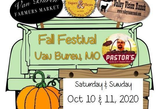 3rd Annual Carter County Fall Festival